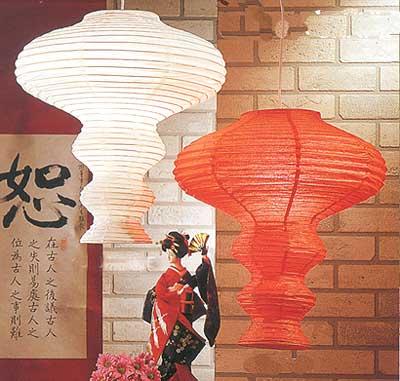 KYOKU Paper Lantern In 5 colors