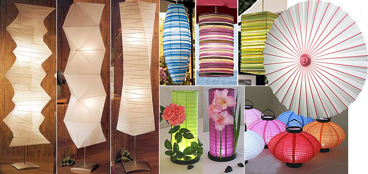 Shoji Decor - Paper Lanterns for Pary & Wedding Decorations