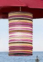 Preppy Stripe Purple HARU Lanterns