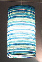 Preppy Stripe Blue HARU Lanterns