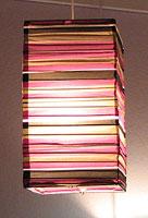 Preppy Stripe Purple NATSU Lanterns