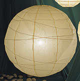 MARU Paper Lantern In Natural