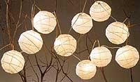 8inch Jumbo MARU Party Light set