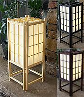 18in Traditional Shoji Lamp