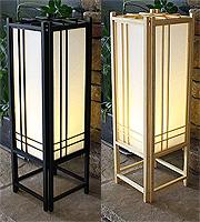 23in Off-Set Shoji Lamp